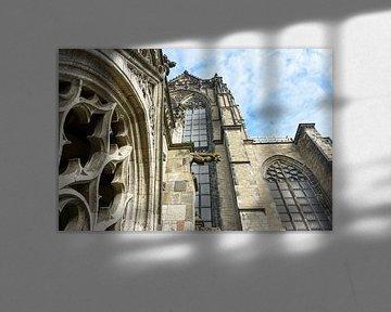 Domkerk in Utrecht von Harry Wedzinga
