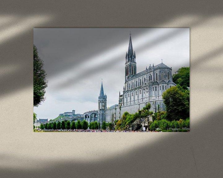 Sfeerimpressie: Rozenkransbasiliek Lourdes van Peters Foto Nieuws l Beelderiseren