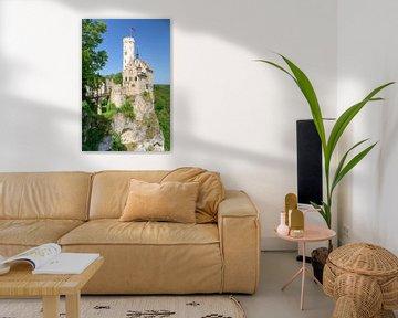 Schloss Lichtenstein von Michael Valjak