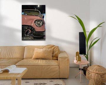 Pink Cadillac von Monique ter Keurs