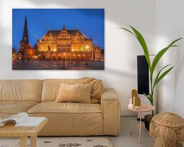 Rathaus, Bremen von Torsten Krüger