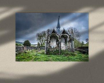 Alte verlassene Kapelle von Inge van den Brande