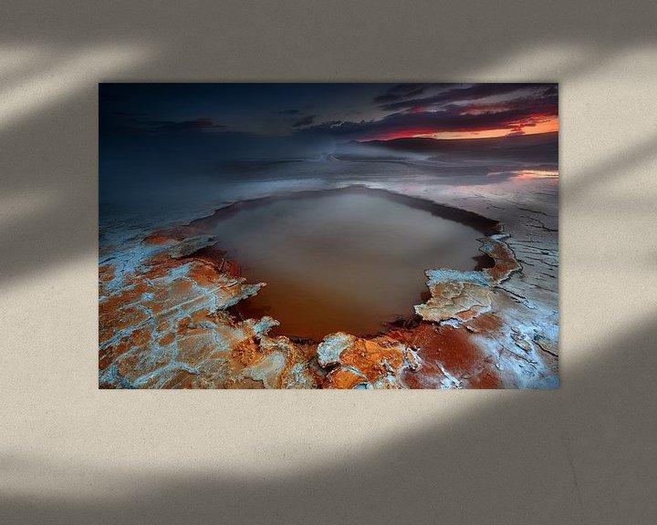 Sfeerimpressie: Korstige aarde van Gerd Moors