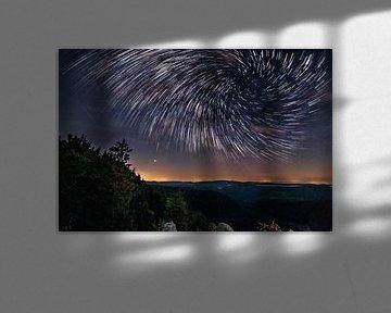 Sternen Strudel im Harz von Oliver Henze
