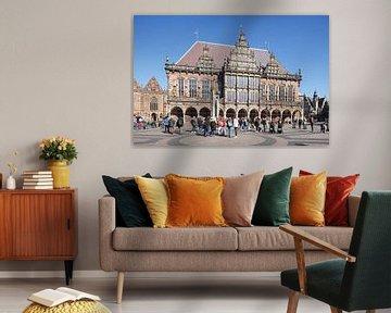 Altes Rathaus am Marktplatz , Bremen