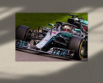 Lewis Hamilton sur Nildo Scoop