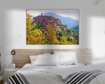 Italie (Italy) mountain village