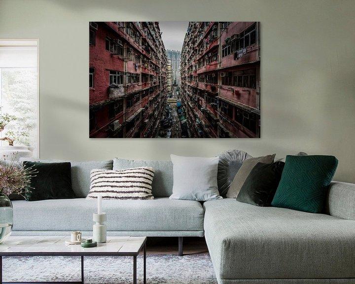Beispiel: Hong Kong Urban Jungle von Mario Calma