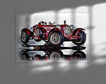 Alfa Romeo 2300 Monza