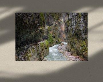 Gorge de Partnach Garmisch-Partenkirchen sur Michael Valjak