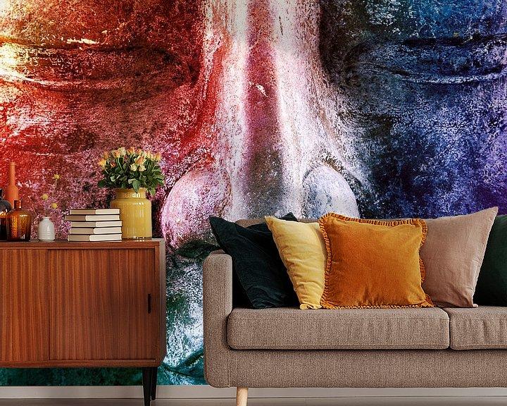 Impression: Bouddha coloré sur 2BHAPPY4EVER.com photography & digital art