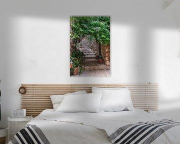 Malerische Treppe von Anouschka Hendriks