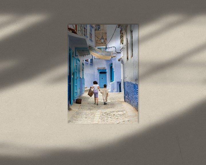 Sfeerimpressie: Maroc0548 van Liesbeth Govers voor omdewest.com