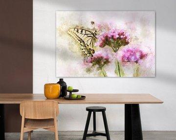 Schmetterling 13 von Silvia Creemers