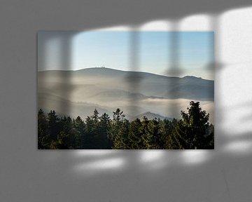 Harzlandschaft van Oliver Henze