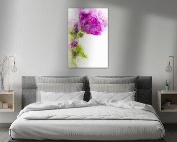 Blumen 12 von Silvia Creemers