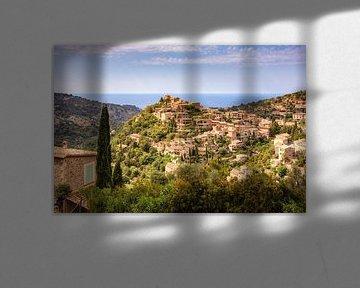 Deià, Mallorca van Michael Valjak