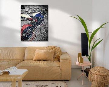 Racemotor van PictureWork - Digital artist