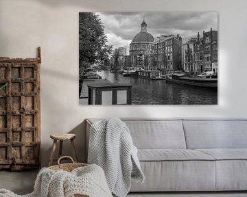 Koepelkerk auf dem Singel in Amsterdam von Foto Amsterdam / Peter Bartelings