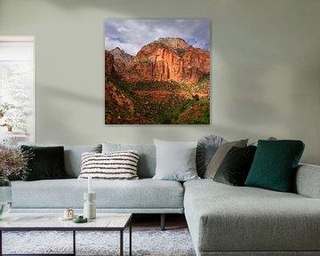 Gouden bergen sur Gerard Oonk