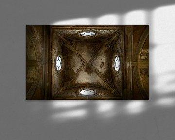 Plafond von Fatima Maria Mernisi