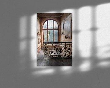 Trappenhuis von Fatima Maria Mernisi