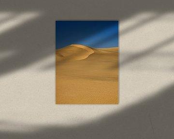 Namib woestijn nabij Swakopmund in Namibië 2 von Jan van Reij