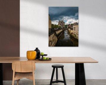 Valkenburg aan de Geul stadsgezicht von Chris van Es