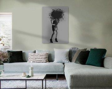 Kunsttastisch von Charlotte Valerie Feijen