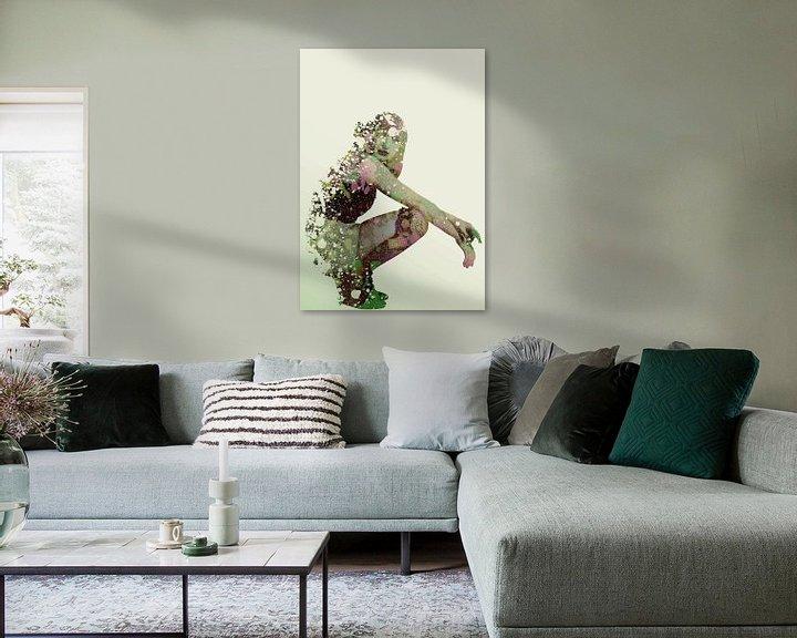 Sfeerimpressie: Kunsttastisch van Charlotte Valerie Feijen