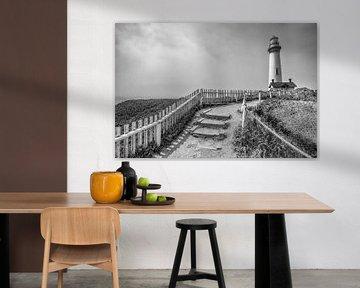 Pigeon Point Lighthouse von Remco Bosshard