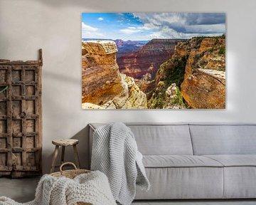 Grand Canyon - Geel en Rood