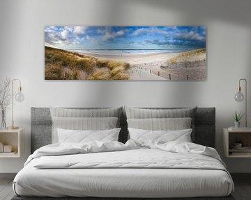 Dünen und Strand von Arjan van Duijvenboden