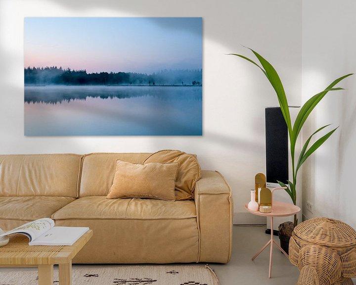 Sfeerimpressie: Painted reflections II van Andrea Gulickx