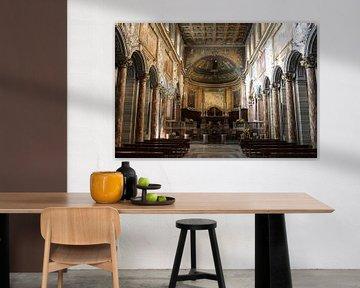 San Marco Kerk Rome von Berg Photostore