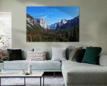Yosemite National Park (USA) van Berg Photostore
