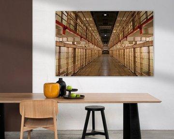 Alcatraz gevangenis (San Francisco) sur Berg Photostore