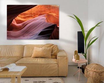 Antelope Canyon Page Verenigde Staten van Berg Photostore