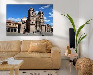 Kathedraal Peru sur Berg Photostore