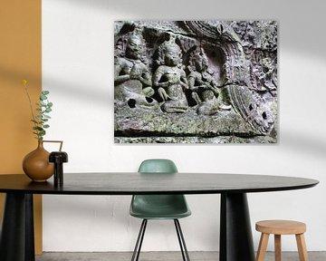 Tempel Angkor Wat - Cambodja van Berg Photostore