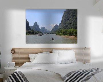 Li Rivier China van Berg Photostore