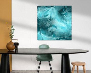 Droom oceaan von Monique Schilder