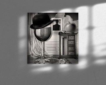 Monsieur Magritte à la Maison