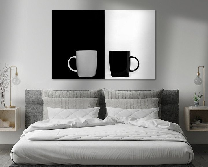 Impression: Black and White sur Ratna Bosch