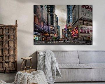 Daybreak 42nd street/Broadway von Bart Hendrix