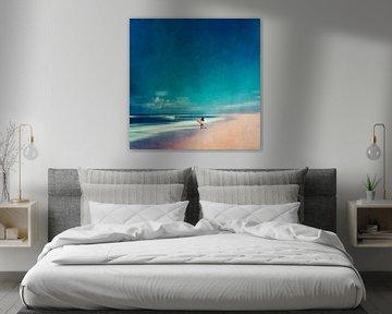 Sommertage am Meer von Dirk Wüstenhagen