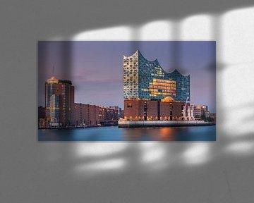 Die Elbphilharmonie, Hamburg, Deutschland von Henk Meijer Photography