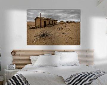 Kolmanskop, Namibië von Martijn Smeets