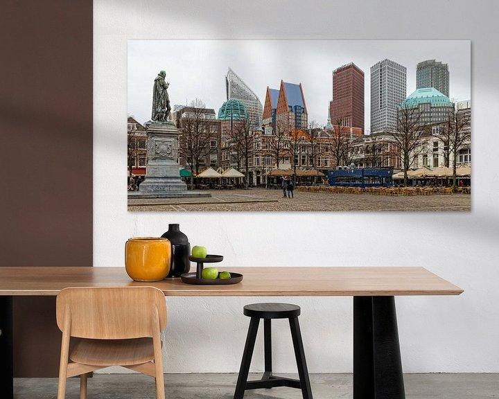 Sfeerimpressie: Bijzonder Den Haag van Hans Brinkel