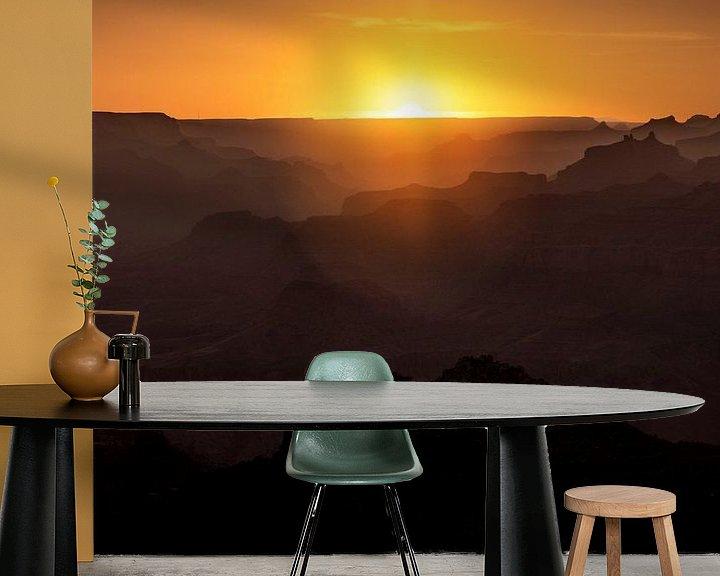 Sfeerimpressie behang: Grand Canyon van Jasper Verolme